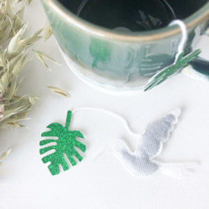 Sachets de thé Earl Grey - Monstera