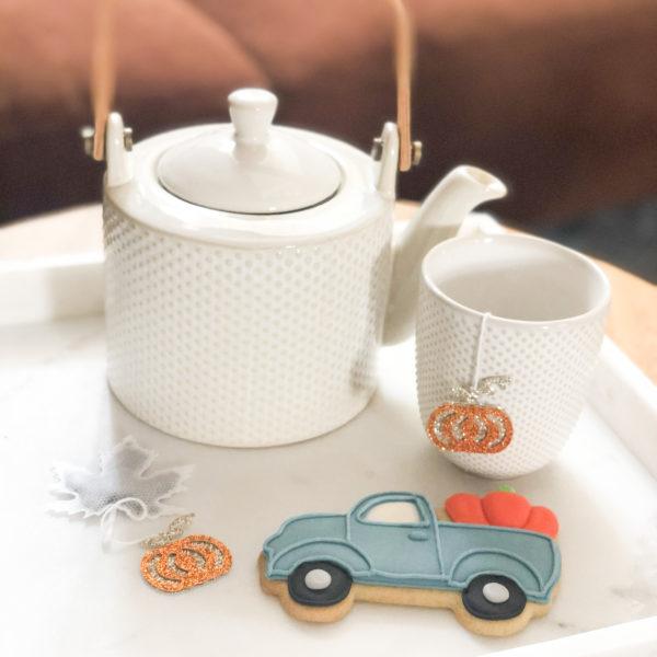 Sachets de thé Earl Grey - Citrouille