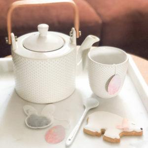 sachets de thé Praline - Lapin