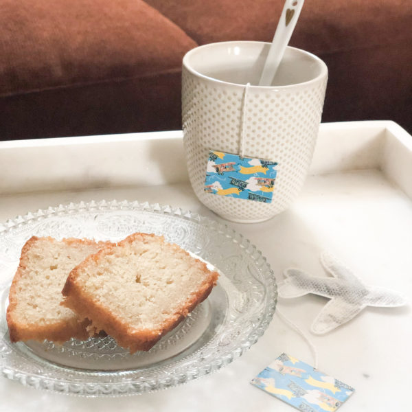 Sachets de thé Jasmin - Avion
