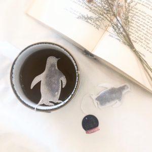 Sachets de thé - Pingouin
