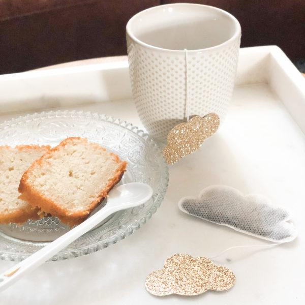 Sachets de thé Earl Grey - Nuage