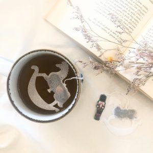 Sachets de thé Cheval à bascule