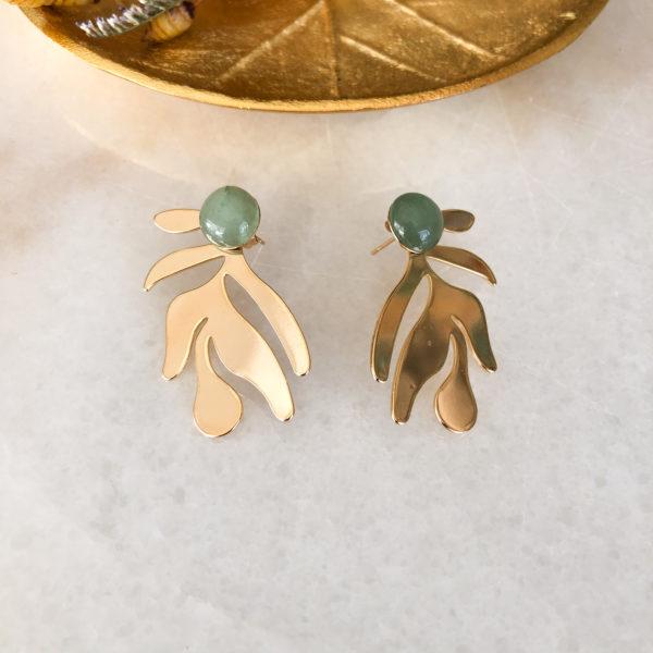 Boucles d'oreilles Orezza - Winter collection