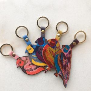 Porte-clés Petit oiseau
