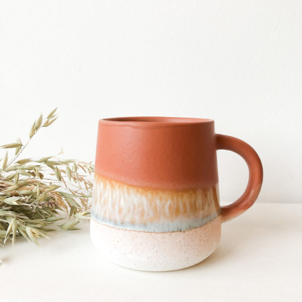 Mug Mojave Ocre