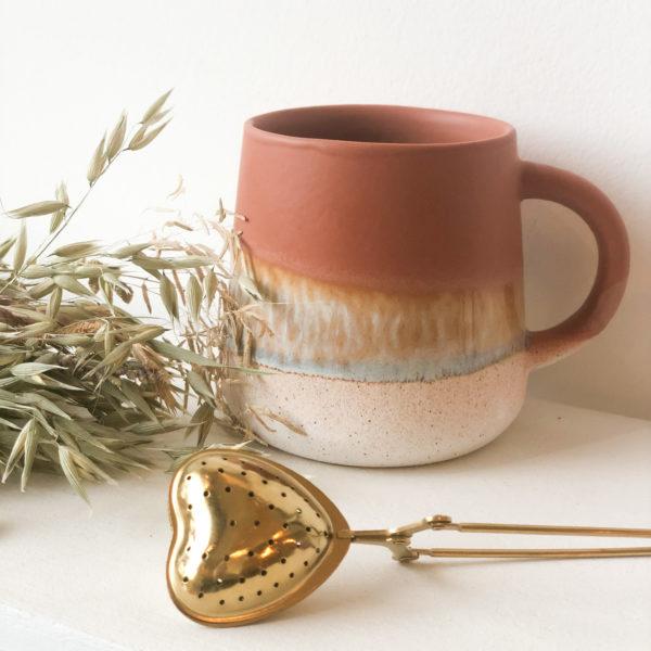 Infuseur à thé Coeur