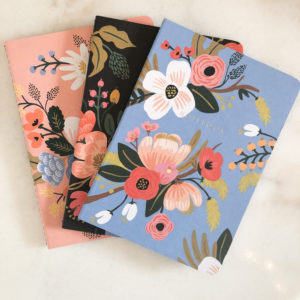 Carnets Bouquet