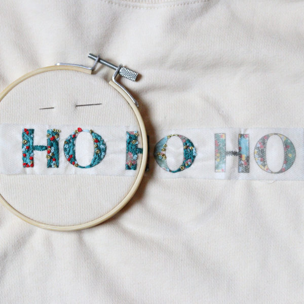Kit de broderie - Christmas Party