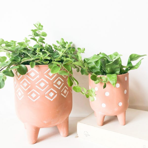 Cache-pots Terracotta