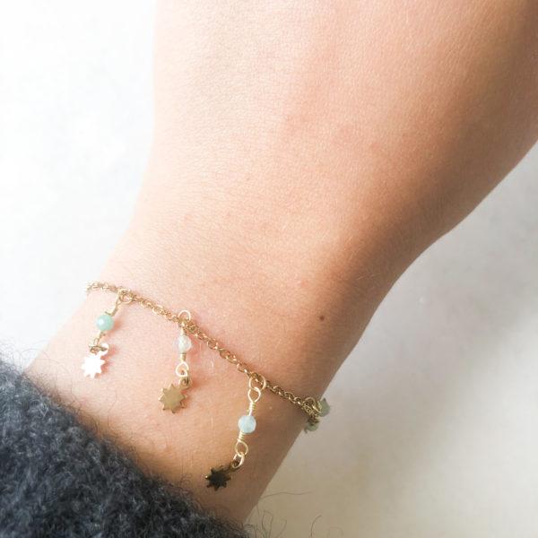 Bracelet Comète