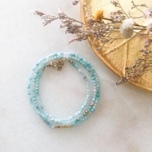Bracelet Bonheur Turquoise