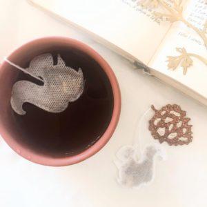 Sachets de thé- Pomme de pin